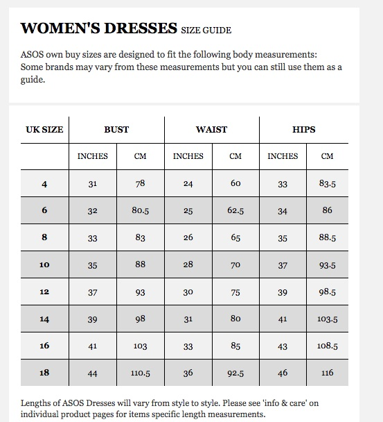 211e125dc7 √ Proof that Zara clothing sizes is BS