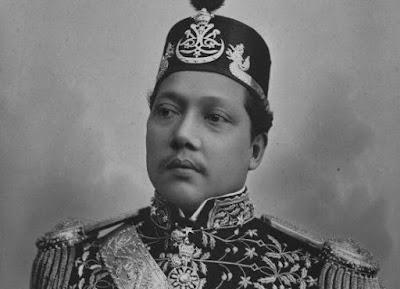 Wafatnya Sultan Syarif Kasim