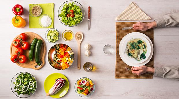Manfaat Makan Makanan Mentah