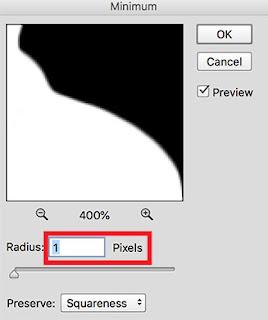 cara menghapus green screen di photoshop
