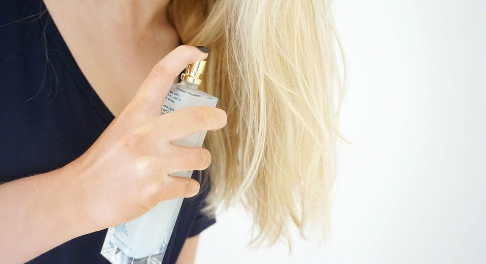 millionaire hair mist jkbargent natural organic hair treatment brand new product review harper bazaar