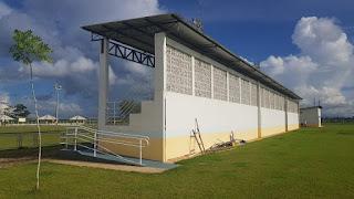 Estádio Nenezão em Jaci Paraná (Foto: Assessoria)