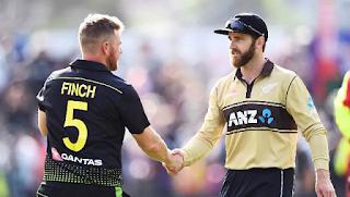 Cricket Highlightsz - New Zealand vs Australia 5th T20I 2021