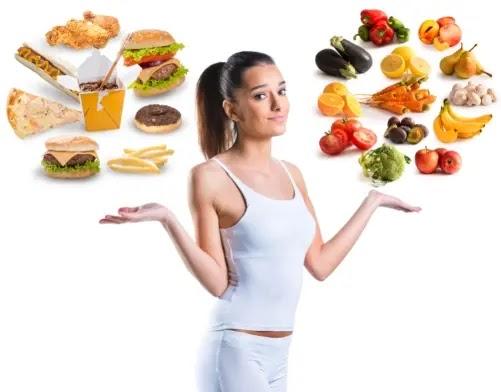 تغييرات في نظامك الغذائي ستجعلك أفضل