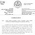 SSC Corrigendum Regarding JHT 2019 (Removal of Post Code F)