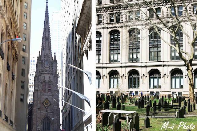 My Travel Background : Une semaine à New York : Trinity Church