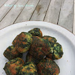 Vegetarian Spinach 'Meatballs' for Adults