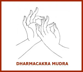Wiki wiki DHARMACAKRA MUDRA la ce folosește si cum se face