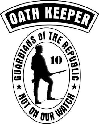 Logo milicia Oath Keeper