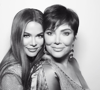 Khloe Kardashian transfigures into Kris Jenner and looks like her spitting image