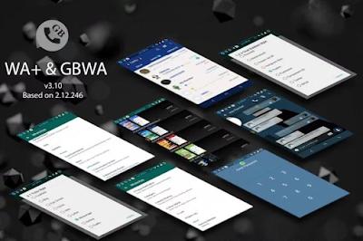 GBWhatsApp+ v3.20 APK is Here ! [LATEST][Best WhatsApp+ Ever]