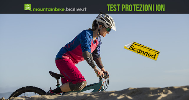 Test protezioni mtb ION