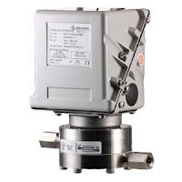 Differential Pressure Switch 381 Series Delta Mobrey