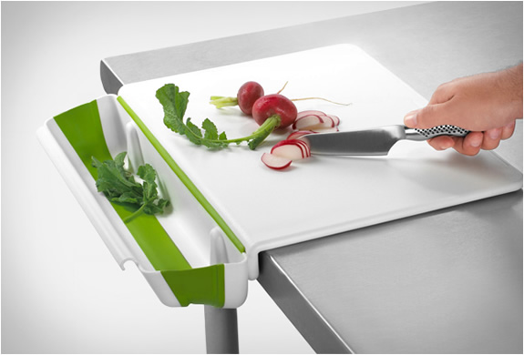 15 cool cutting boards and creative cutting board designs for Gadget cucina design