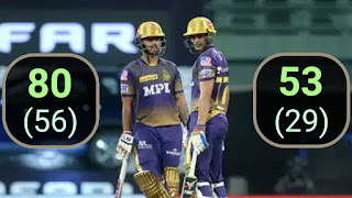 SRH vs KKR 3rd Match IPL 2021 Highlights