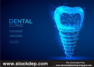 Vector chiếc răng