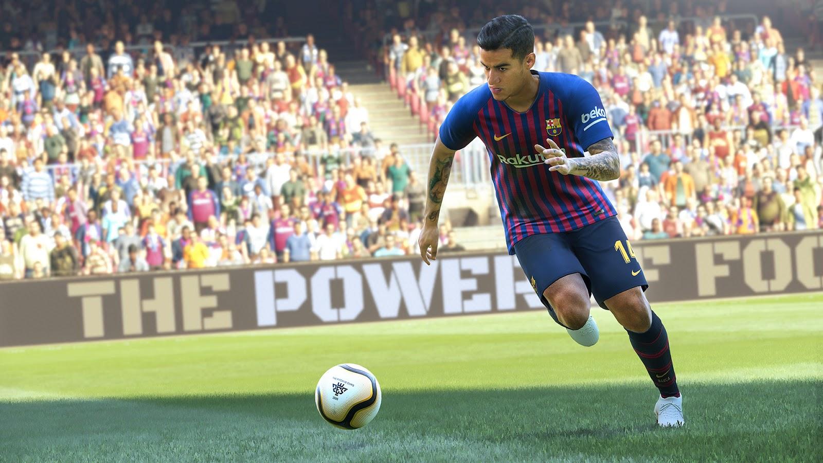 Pro Evolution Soccer 2019 PC ESPAÑOL (CPY) 6