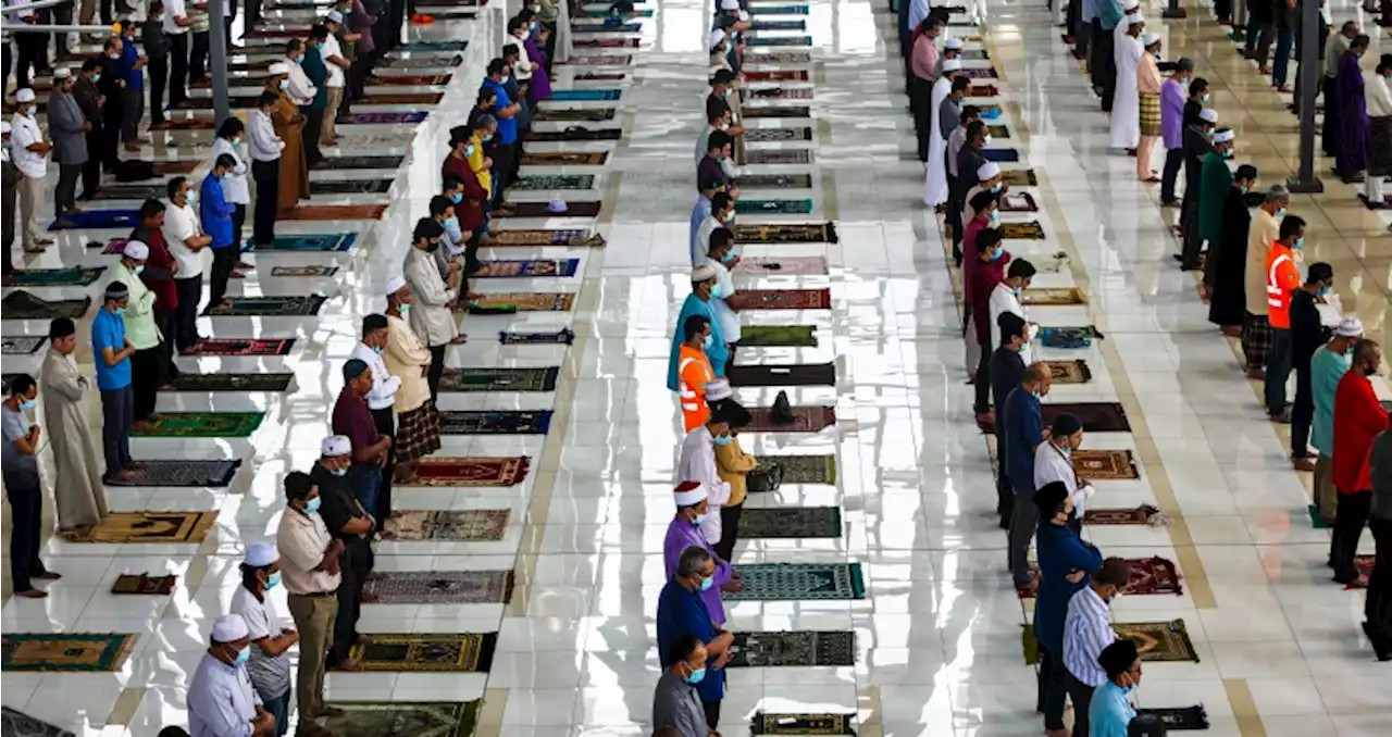 JAIS Mengehadkan Jumlah Jemaah Di Masjid Dan Surau Di Kawasan PKP
