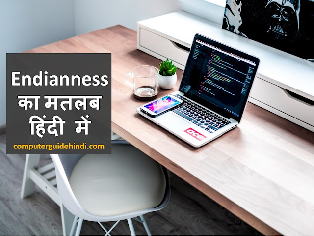 endianness in hindi