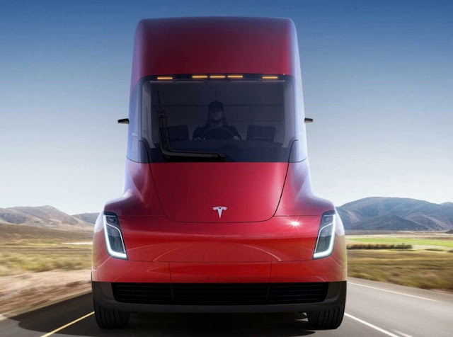 How Much Is A Tesla Semi