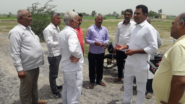 Nayanpal Rawat's efforts, the rainy season demanded for a dozen villages of Vidla