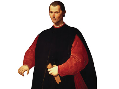Maquiavelo, maestro de diplomáticos