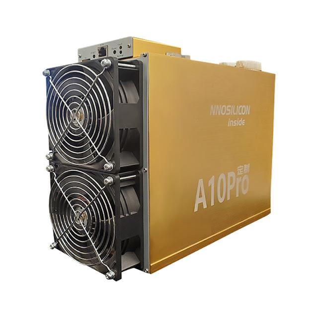 Innosilicon a10 pro 7g 750mh 720mh 500mh Inno a10pro 7gb 6g 5g 750m 720m 500m Eth ethereum mining machine Asic Blockchain Miners