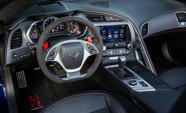 2017 Chevrolet Corvette C7