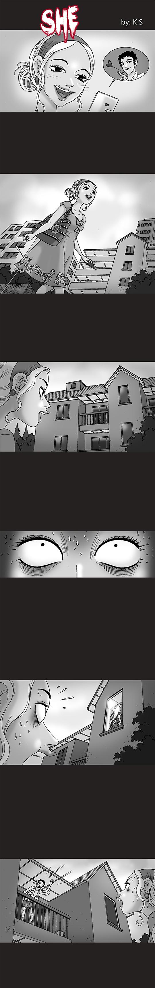 Silent Horror chap 138: Cô gái Đan Mạch