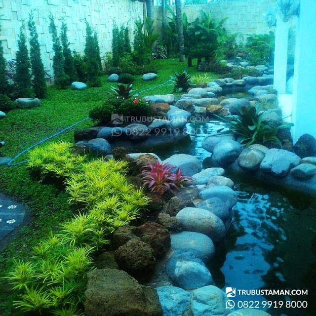 taman kolam klasiq