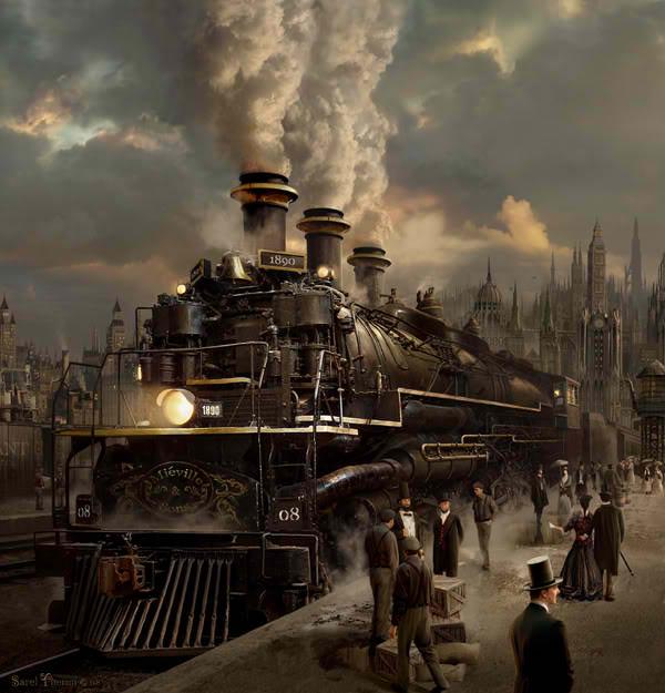 Locomotora a vapor yahoo dating 4