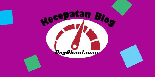 Mengecek Kecepatan Blog atau Website