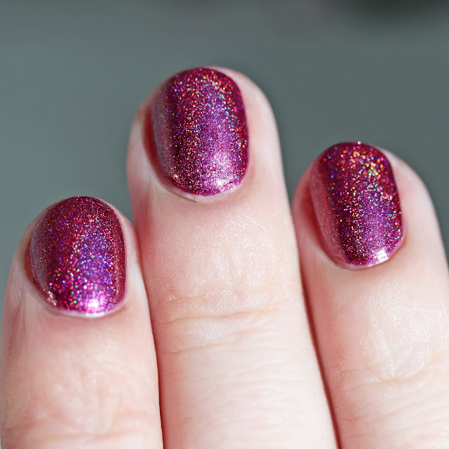 Octopus Party Nail Lacquer Rose Elegy