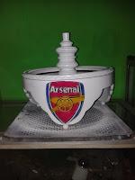 Tebok Lovebird Klub Arsenal