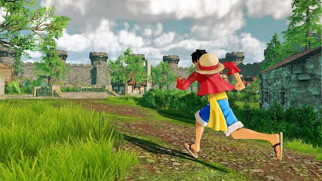 العرض الرسمي الأول لأسلوب اللعب من One Piece World Seeker و المزيد من التفاصيل ...