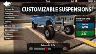 offroad outlaws mod apk unlimited money and gold for android
