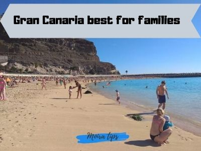 best canary island for families