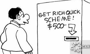 get rich quick schemes nigeria