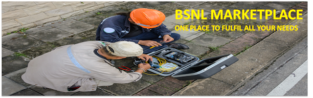 BSNL launches e-Marketplace : A platform that connects Franchisees to Vendors of various telecom products