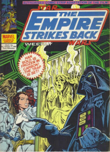 The Empire Strikes Back Weekly #133
