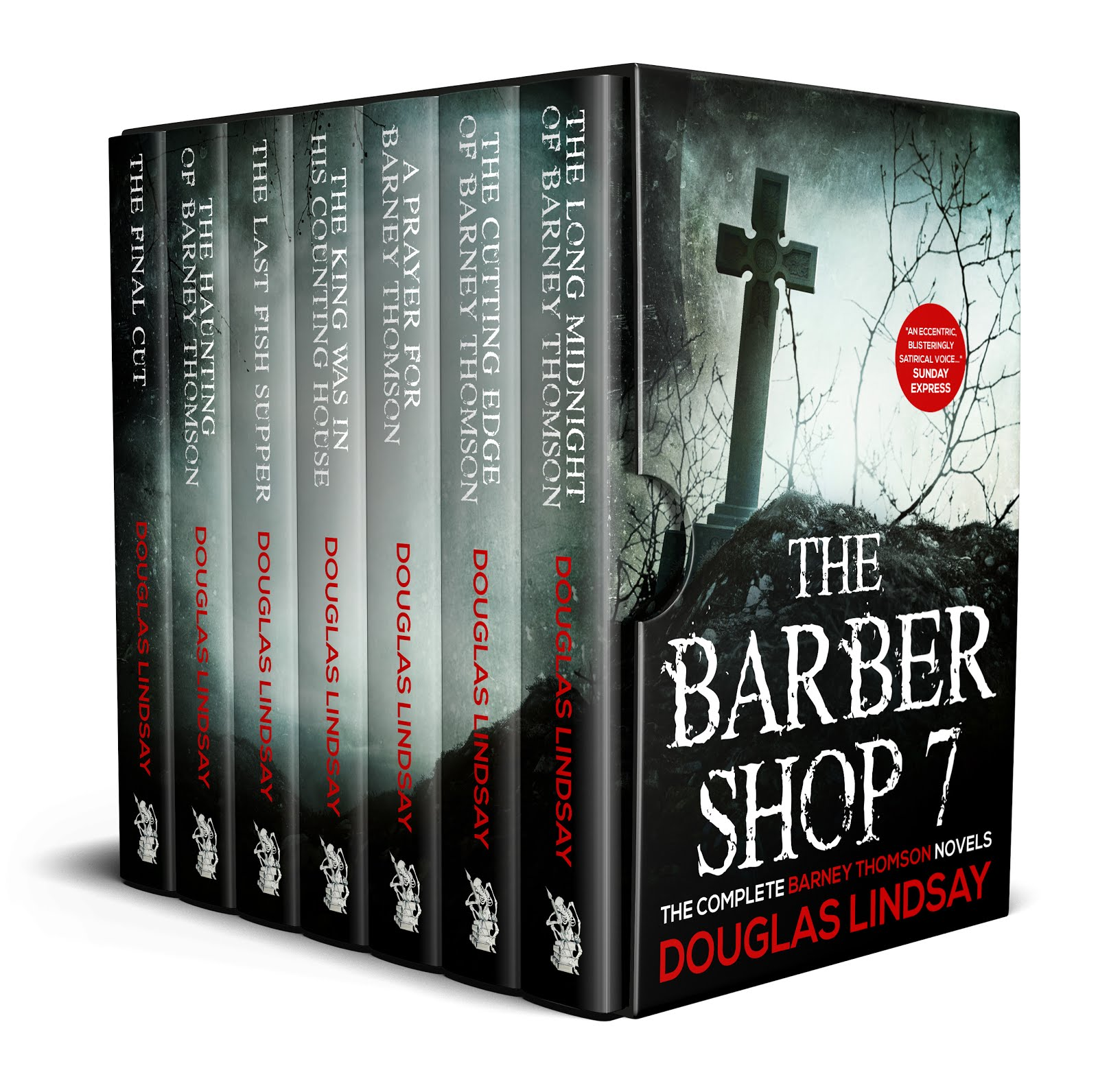 The Barney Thomson Series