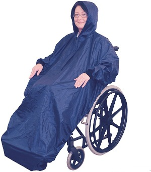 Aidapt regencape rolstoel