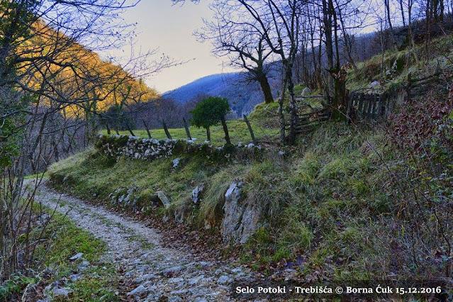 Selo Potoki