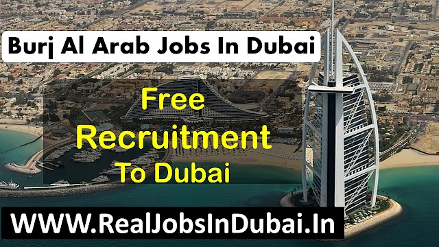 Burj Al Arab Careers Jobs Vacancies 2021