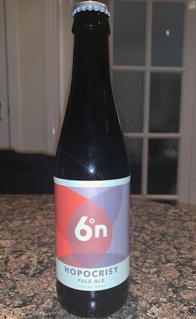 Hopocrisy Pale Ale - Six Degrees North