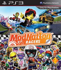 ModNation Racers PS3 Torrent
