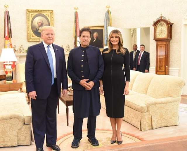 Trump aims to reach the immense trade potential with Pakistan