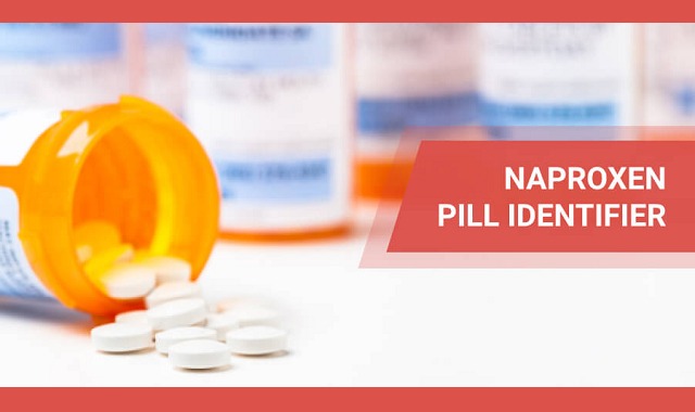 Naproxen Identifier- Infographic on What to Look