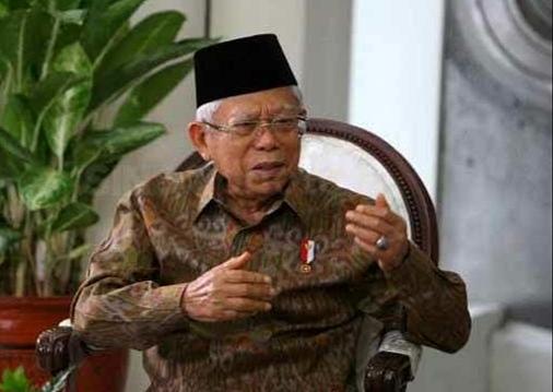 Kujungan Wakil Presiden Ke Sumatera Barat, Peninjauan Vaksin Hingga Peresmian Pasar