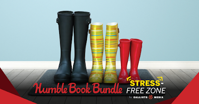 Humble Book Bundle: Stress-Free Zone by Callisto Media